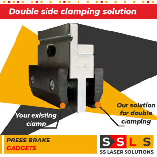 SSLS-DSC-Double-Sided-Promeca-European-Amada-Type-Top-Tool-Clamp
