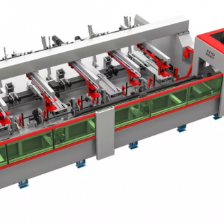 Tube and Profile Laser Cutting Machines