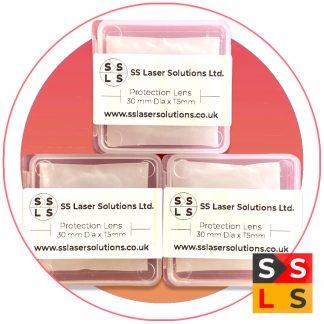 Fiber Laser Protection Lens 30x5